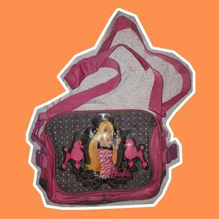 Barbie Small Sling Bag/Lunch box