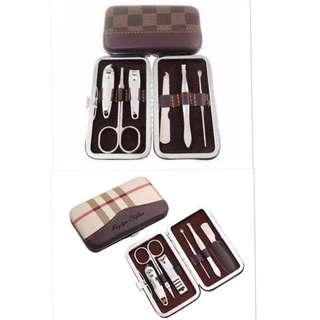 Manicure set 6 pcs