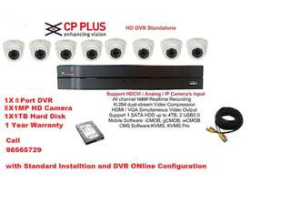 cctv installation packages