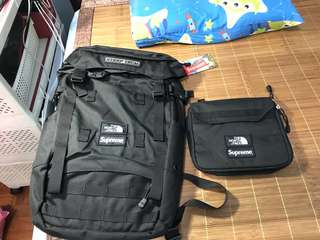 supreme north face steep tech backpack