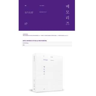 [PREORDER] BTS MEMORIES OF 2017 DVD (5 DISC)