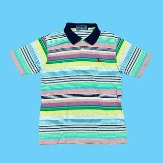 Polo by Ralph Lauren Colourful Stripes Polo Shirt