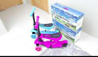 坐式滑板車