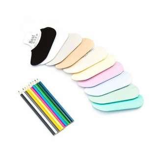 foot socks with gel