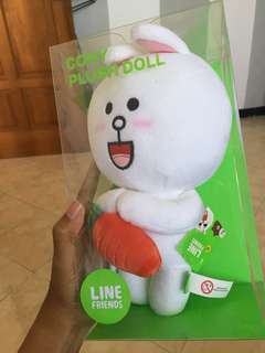 Cony Plush Doll - Line merchandise