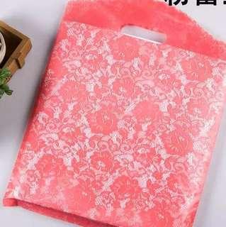 Lace 膠袋15x20cm 一包50個