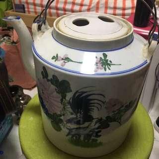 Vintage Teochew Tea pot