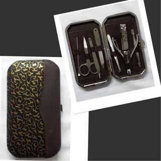 manicure set 8in1