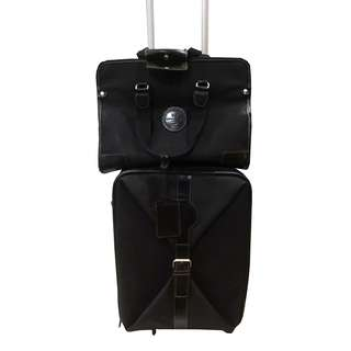 Travel bag with hand carry