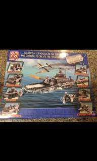 EMCO Brix Action Heroes LEGO set