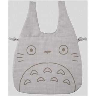 日本 郵局 龍貓 束口袋 限量 旅行袋 袋子 包 TOTORO