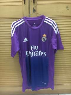Jersey Real Madrid Purple