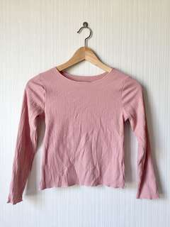 NEW WITH TAG, CXYH PINK TOP