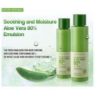 (C) Nature Republic Soothing & Moisture Aloe Vera Toner 90%