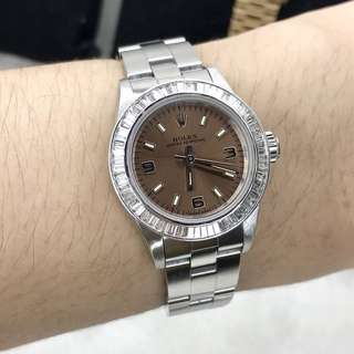 Rolex Lady