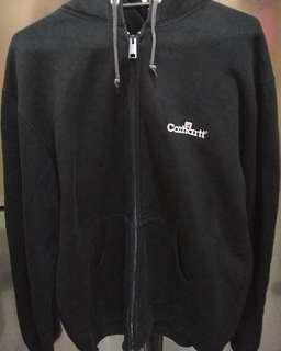 Hoodie zip Carhartt