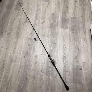 1.92mtr - Slowfall jigging rod - Overhead
