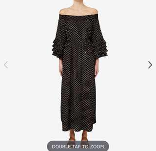 Seed Off Shoulder Maxi