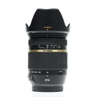 Tamron 18-270mm F3.5-6.3 Di II VC Lens (Canon Mount)