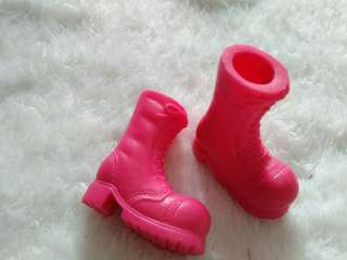 Orig boots for barbie