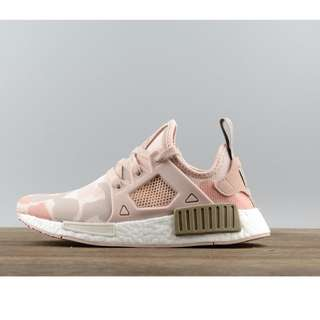 Adidas NMD XR1 pink camouflage
