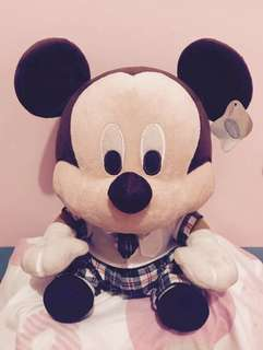 Original Mickey Mouse Plushie from Taiwan