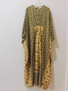 Never used - Kaftan dress by Kamilaa Itang Yunasz (baju kaftan cantik)