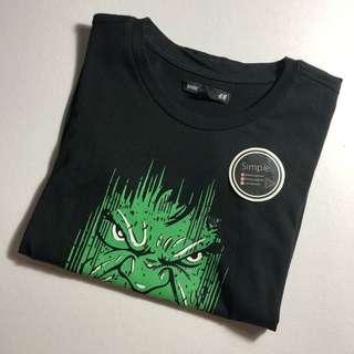 H&M . Hulk [ 5-6yr ]