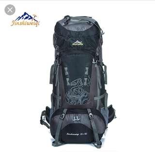 Jinshiweiqi Outdoor Hiking Travel Backpack