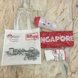 2018 NDP Merchandises/ Goodies Bag