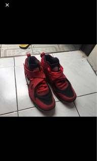 Nike Charles Barkley 2 Hyperfuse University Red