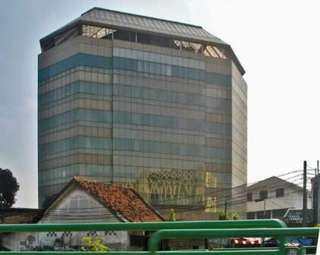 Di Jual Gedung Perkantoran Komersil Jakarta Pusat