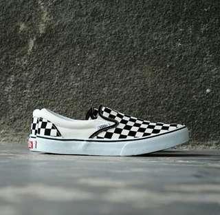 Vans Slipon Checker Board