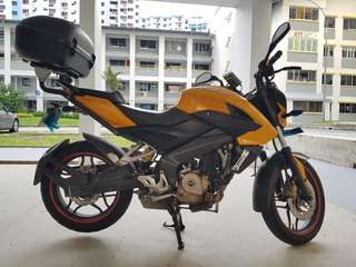 Ns200 Grounding Kit Bajaj Pulsar