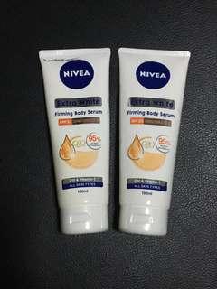 Nivea Extra White Firming Body Serum SPF33 PA+++
