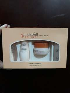 ETUDE HOUSE Collagen Moistful Travel Kit