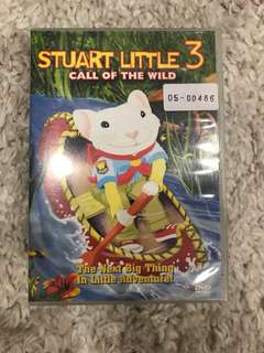 Stuart Little 3 Call of the Wild DVD