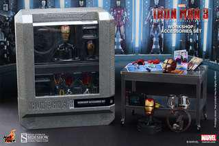 Hot Toys Ironman Workshop Accessories ACS 002