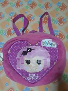 Backpack for kids lalaloopsy