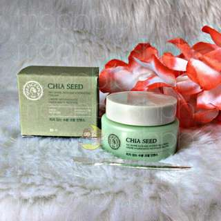 The Faceshop Chia Seed No Shine Intense Hydrating Cream 30ml