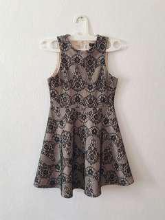 Dressing Paula Lace mesh dress -M size