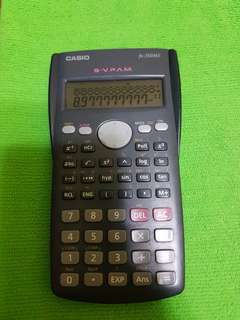 Scientific Calculator Casio fx-350MS