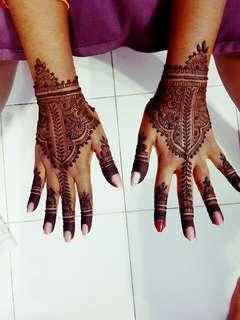 Bridal henna/ Henna party