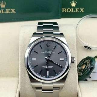 Rolex 男士全機械手錶