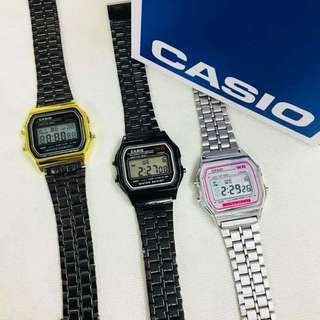 CASIO CLASSIC WATCH 💕