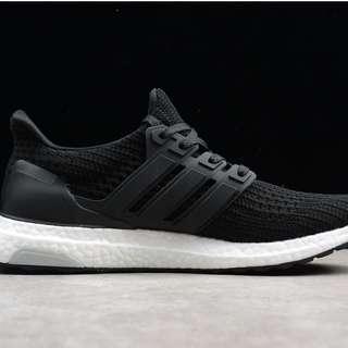 Adidas Ultraboost 4.0 - BLACK WHITE