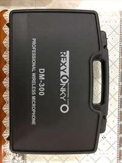 Wireless Microphone Rexy Onkyo DM-300