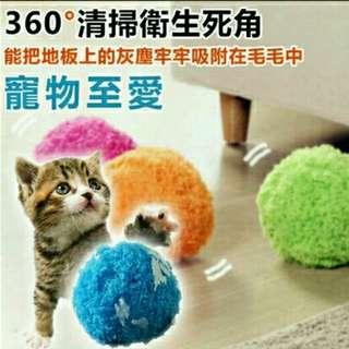 🚚 貓咪玩具自動球