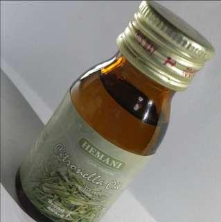 Citronella Oil 30g HB001
