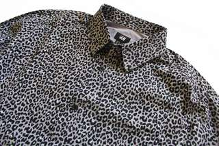 Kemeja H&M Leopard Pattern